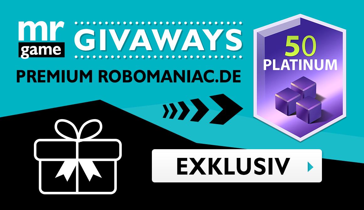 RoboManiac: 50 Platinum