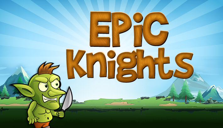 Epic Knights Logo