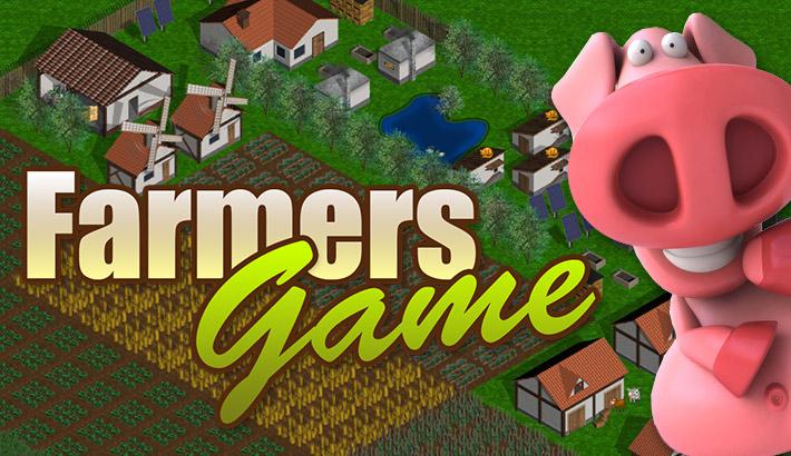 FarmersGame: Nimm die Forke in die Hand und ab auf den Bauernhof