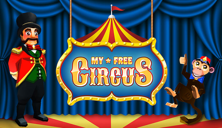 My Free Circus: Die bunte Zirkus-Simulation