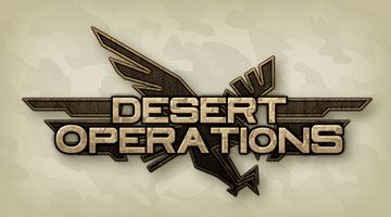 Desert Operations begeistert mit neuer Grafik